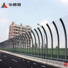 Highway,Railway,Residential acrylic noise barrier for sound control