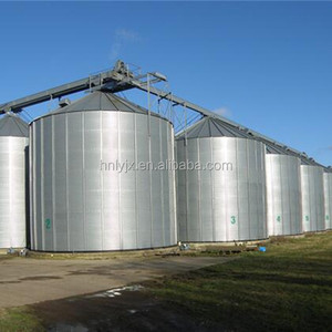 10000 ton steel grain silo manufacturer in China
