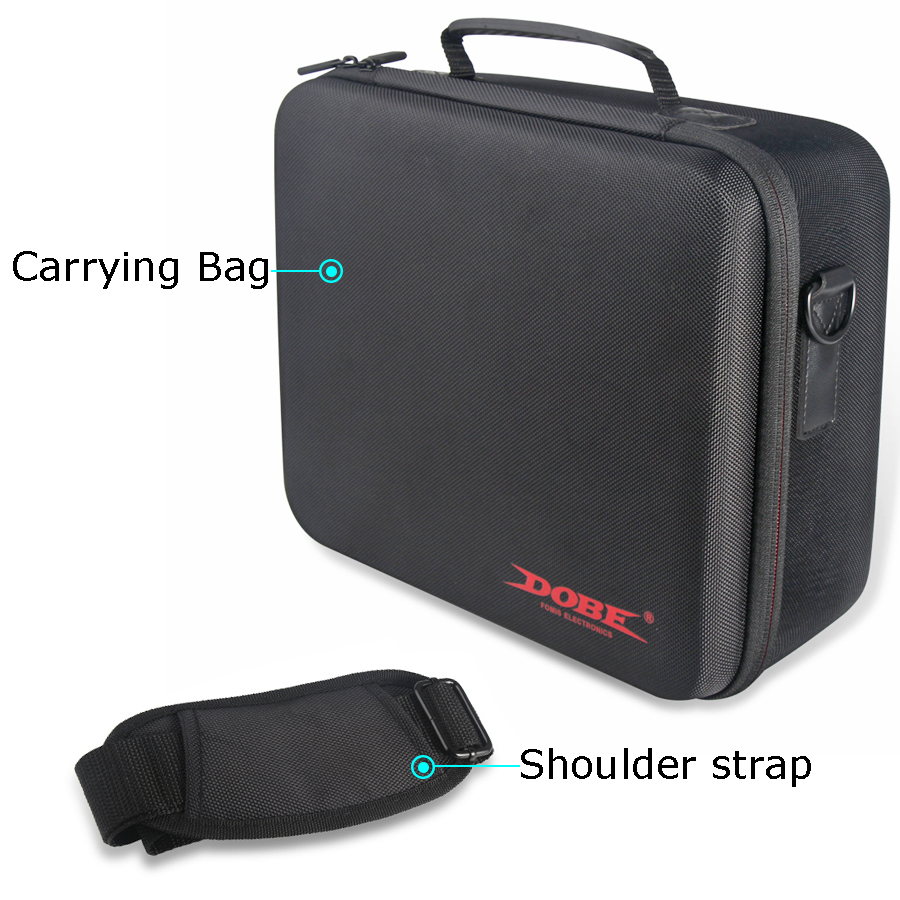 Game Travel Carry Storage Big Bag Pouch Protective Case Cover For Nintendo Switch Console Accessories