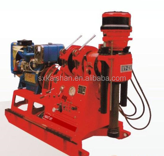 100M Core Drilling Rigs/Hydraulic exploration water well drilling machine/oil and electric power drilling