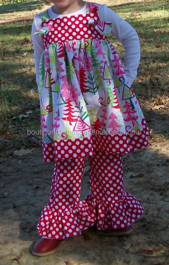 a2110a923 2015 boutique clothes for girls 10 years cute kids girl christmas outfits  toddler christmas outfit