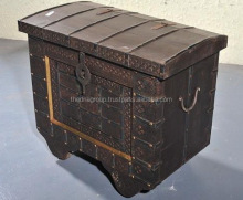 New Collection Cheap Vintage Wooden Storage Trunk