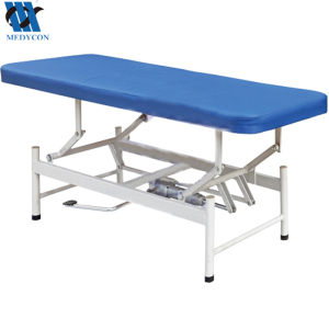 Powder-coated Steel hospital medical examination couch