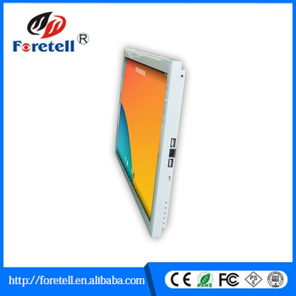 Foretell 21.5 Inch Open Frame LCD Advertising Display With TFT Type