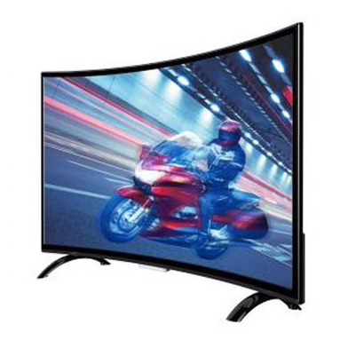 "LCD TV Panel Tipi ve 32 ""-55"" inç Televizyon UHD TV 32 inç 4 K Kavisli Akıllı LED TV"