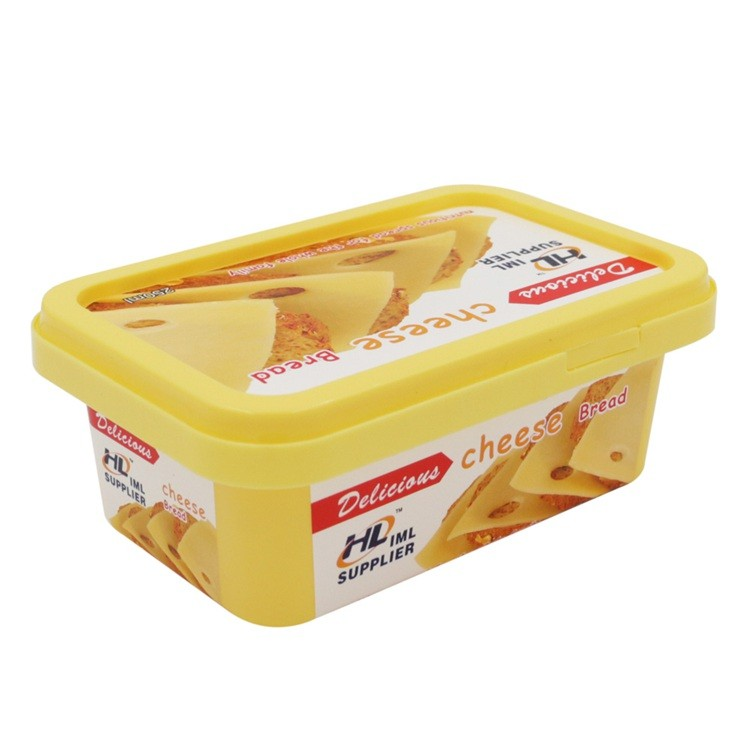 Iml Pp Plastic Butter Containers Boxes Buy