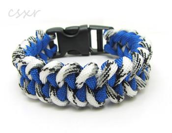 Diy Paracord Bracelet Survival Supplies Whole