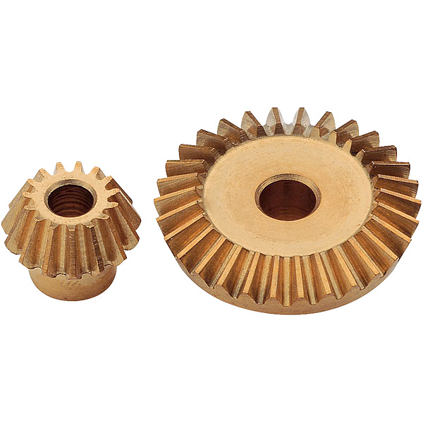 High quality customized turned copper gear