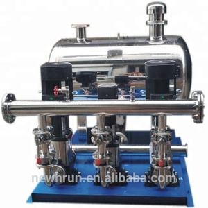 High quality water supply system/hospital water supply unit liquid transfer pump