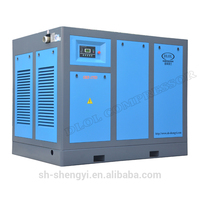 China screw air compressor manufacturer cheapest industrial heavy duty cheap atlas copco used for sale