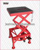 Mini Scissor Lift Auto Motorcycle Lift Table Motorcycle Jack Stand