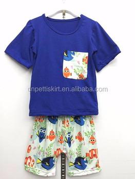 2017 Summer Finding Nemo Cute Baby Boy Clothes Buy Baby Boy Dress