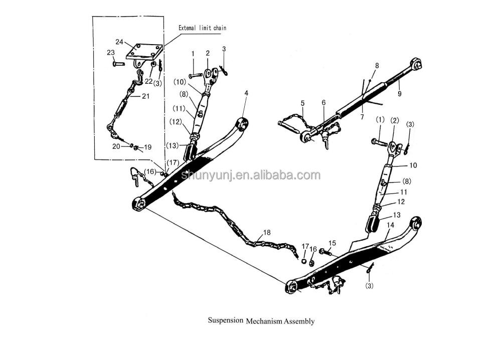 Oliver 77 Hydraulic Failure : Ford backhoe parts ebay imageresizertool