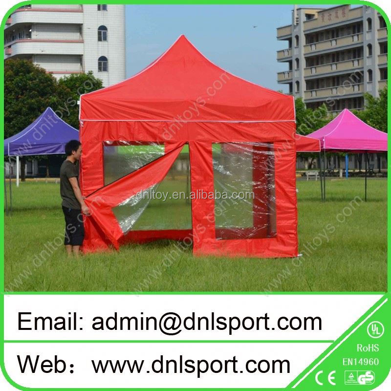 white temporary Medical tent