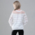 New lace embroidered sequins long-sleeved shirt casual chiffon shirt women