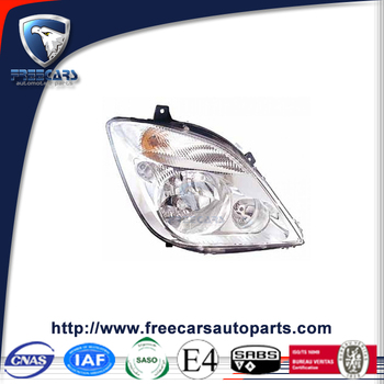 manual headlamp with fog lamp OE 9068200561/9068200661 for Sprinter car