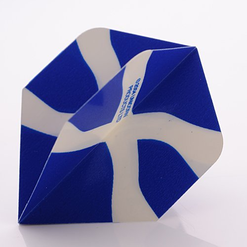3 x SETS UNICORN CORE DARTS FLIGHTS STANDARD SCOTLAND