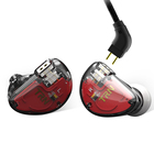 New TRN V30 2BA+1DD Triple Hybrid Drivers Bass In-ear Detachable Cable HIFI Monitor Earphones