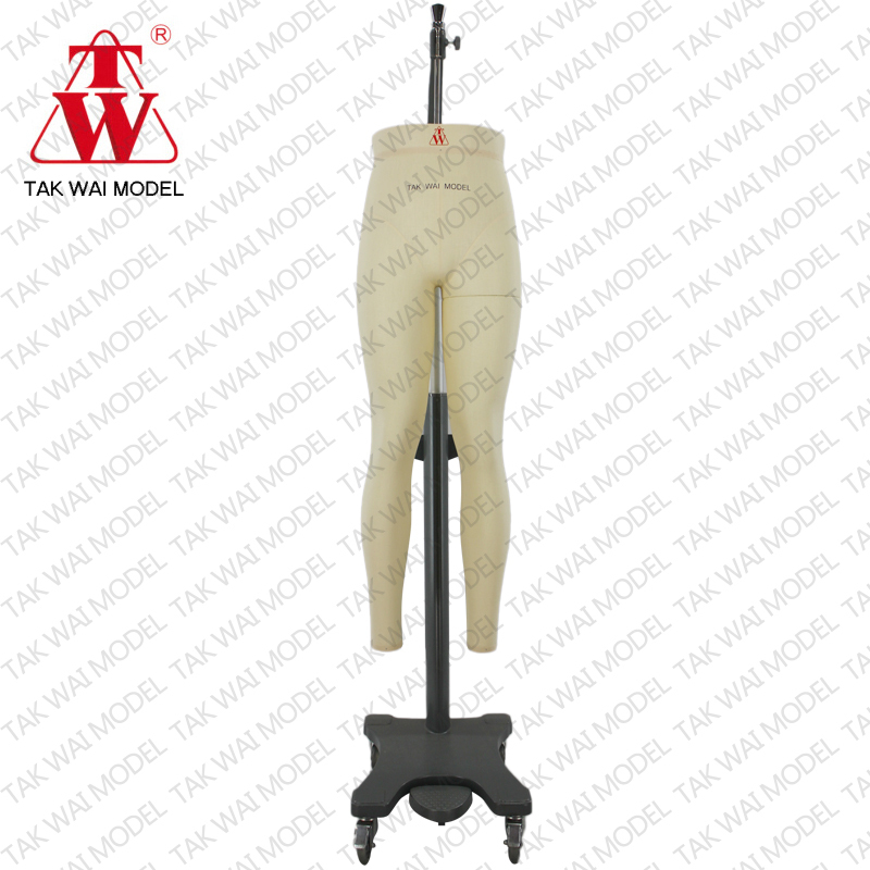 Male adjustable tailor mannequin