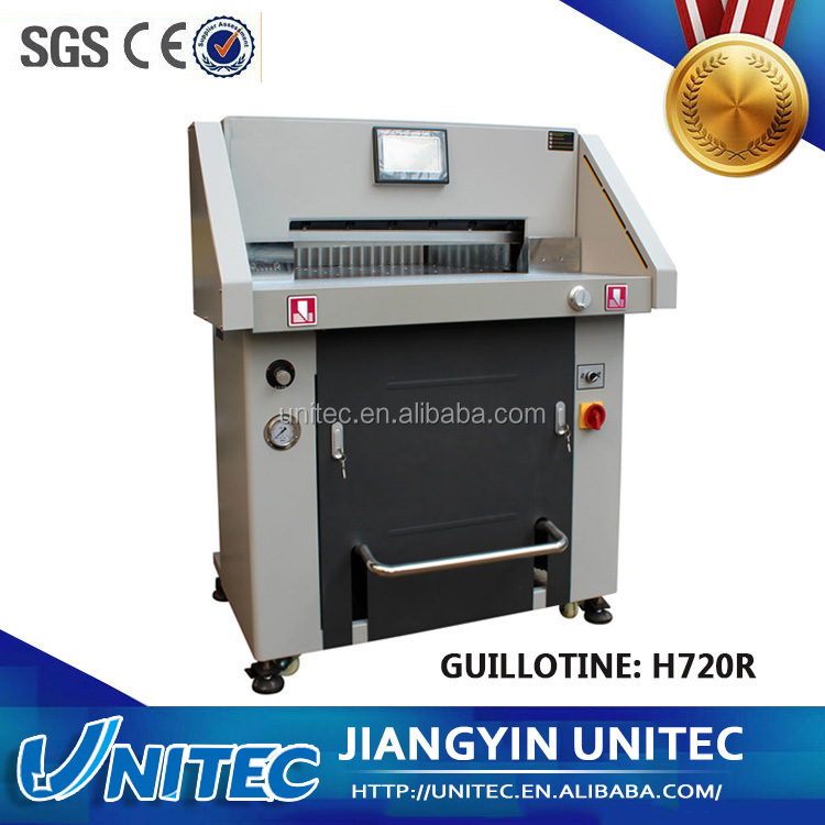 Best selling products popular heavy duty paper guillotine paper cutter