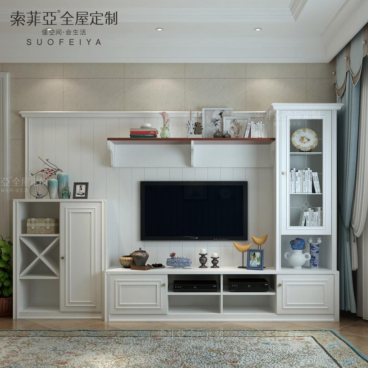Custom Design Wooden Furniture Living