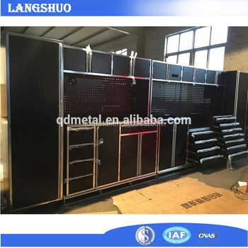 Gentil Shandong Trading Company Tool Cabinet/workshop Cabinets/ultimate Storage  Garage Workbench