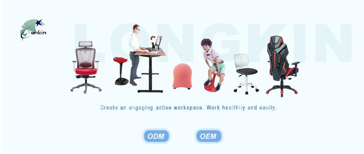Nieuwe Ontwerp Ergonomische Menselijk Liggende Stoel Baas Swivel Mesh Bureaustoel