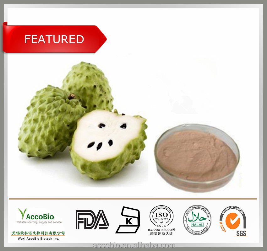 China Wholesale Graviola Fruit Extract,Graviola Capsule For Anti ...