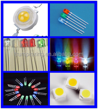 Led Diode 1w 2w 3w Led Chips