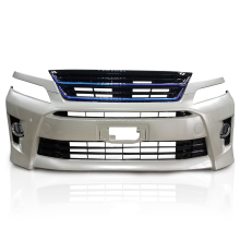 For Vland wholesale price for new style vellfire 2008-2014 front bumper and grill