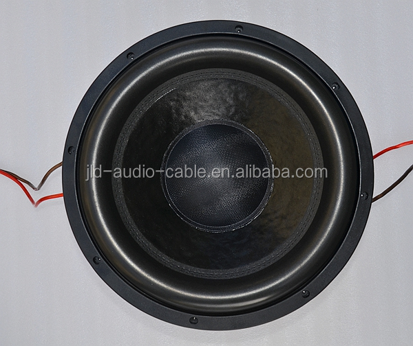 Made In China Subwoofers With Neo Motor Rms 2500w