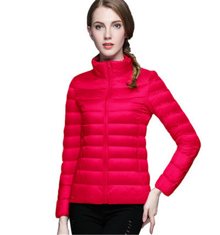 Bunte 2019 Oem Niedrigen Preis Neue Designer Winter Jacke Frauen 90% Weiße Ente Unten Jacke Outwear Ultraleicht Dünne Mantel Buy Daunenjacke