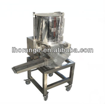 automatic patty forming machine