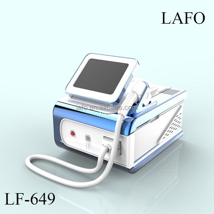 hair removal beauty equipment / laser diodo 808 nm portable and professional laser hair removal machine