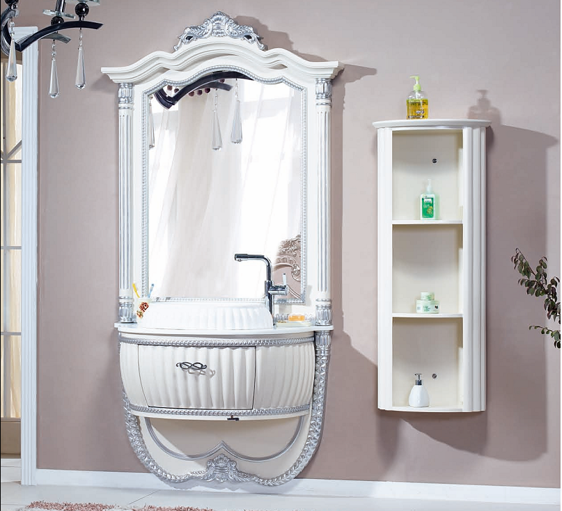 Clcial Mirrored Bathroom Furniture