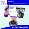PE/PET/PVC/AL/Foil juice/coffee/red wine packing bag with valve