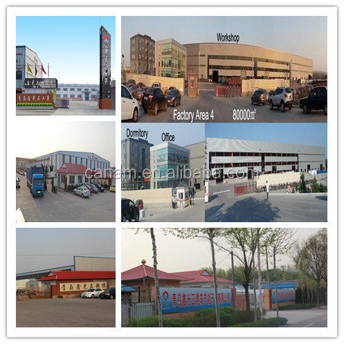 morden living china sandwich panel container house