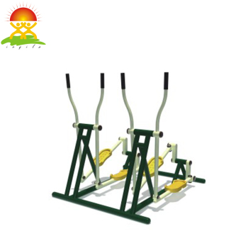Outdoor fitness equipment walking machine