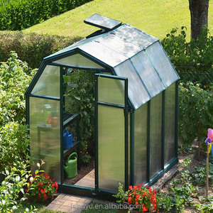 Efficient Solar Energy Powered Hydroponic Tomato Greenhouse