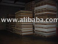 Cast Acrylic Offgrade Sheets Stocks