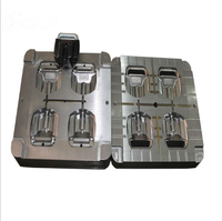 Custom Injection Silicone Mold, Fitting Molds Plastic Injection Molding Service