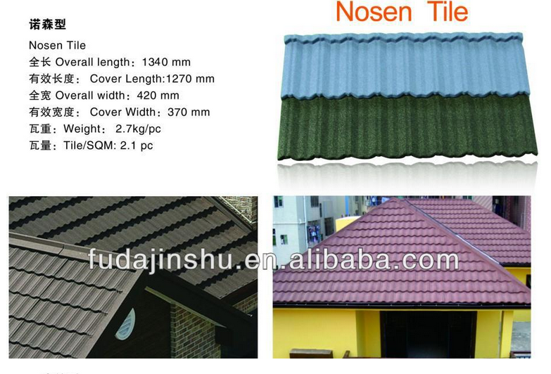 Do metal roofs fade penutup pasir batu dilapisi genteng for Names of roofing materials