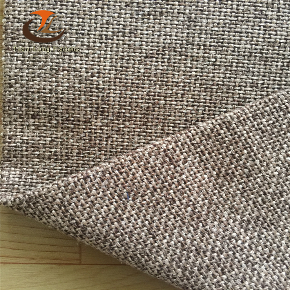 Cheap sofa upholstery fabric jute fabric for sofa sets for Sofas modulares de tela
