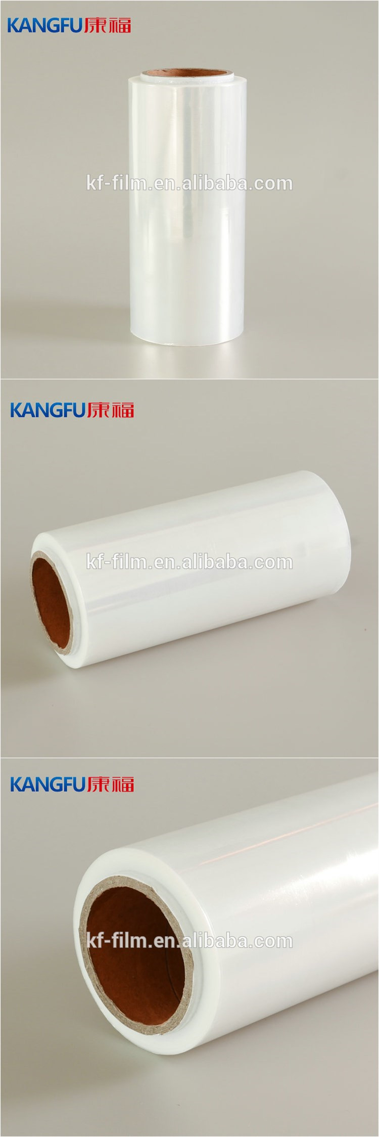 Wholesale Clear Food Anti-fog PE Cling Film Plastic Wrap for Fresh