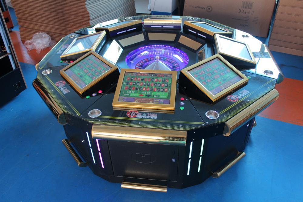 Игровые автоматы типа электронной рулетки play online games of casino