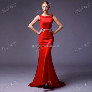 Elegant Open Back Party Dress Western Style Alibaba Audited China ...