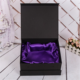 Wholesale luxury beautiful satin lined gift boxes