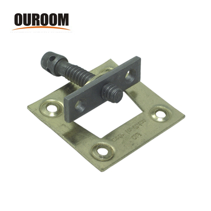 151841-2 Hangzhou Ouroom Modular Furniture Connector/Furniture Cam Lock Screw Bolt Furniture Connector/Furniture Connector Bolts