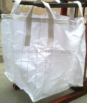 Fibc One Ton Polypropylene Bulk Bag
