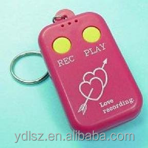 Hight Quality Sound Control Key Chain